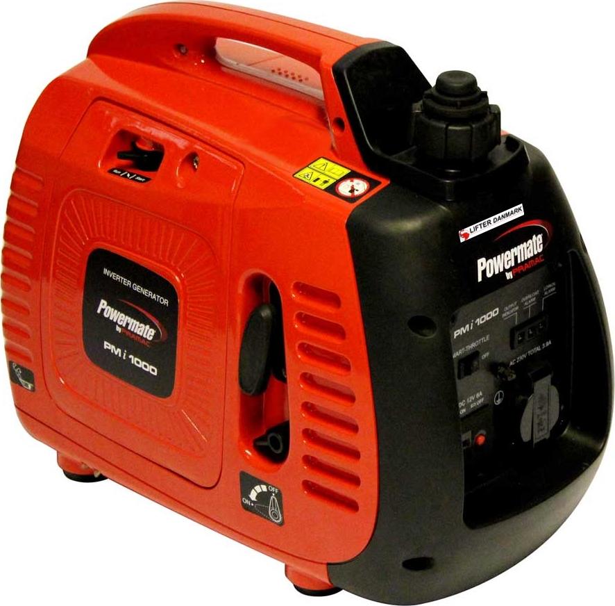 Billig generator